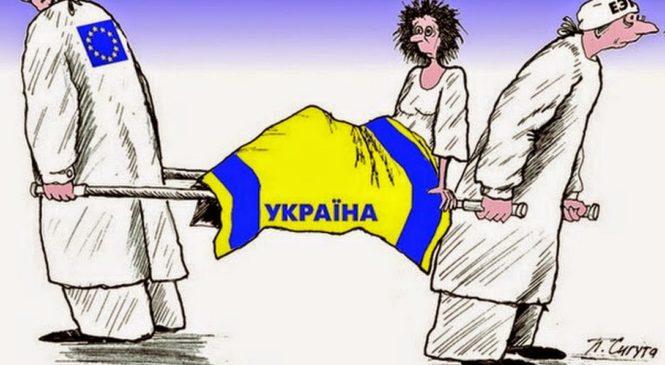 Кто контролирует Украину?