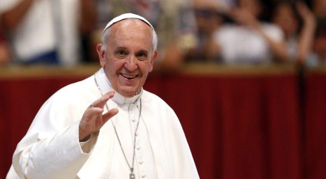 Папа Римский предложил изменить молитву «Отче наш»