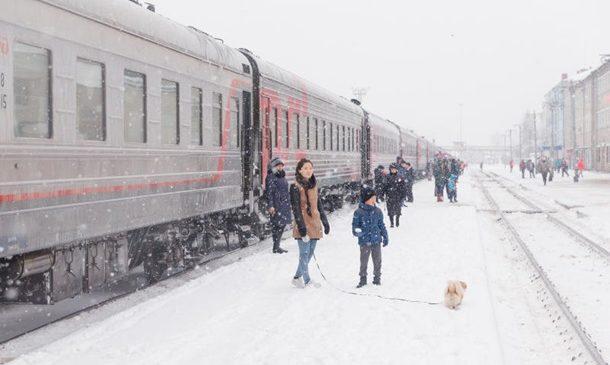 В РФ пустили все поезда в обход Украины