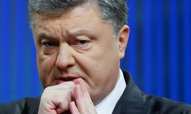Порошенко прокомментировал попытку задержания Саакашвили