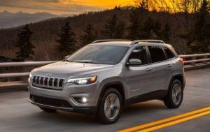 Jeep представил обновленный кроссовер Cherokee