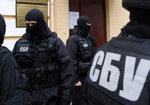 СБУ и прокуратура проводит обыски у запорожских чиновников