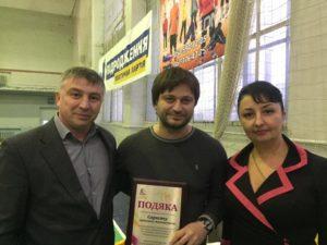 Обладателями Кубка Украины по греко-римской борьбе стали Запорожские спортсмены