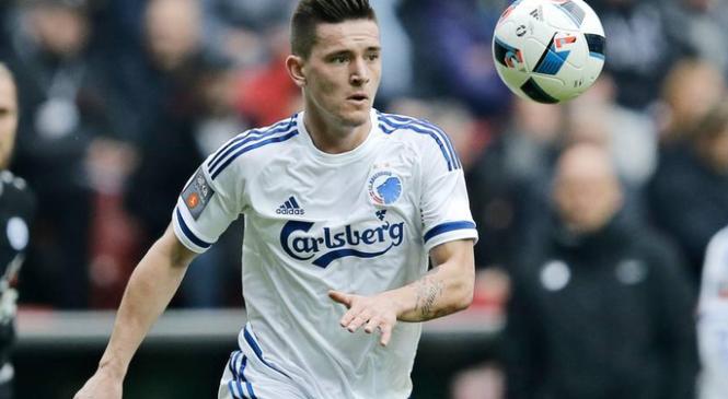 Динамо предлагает 4 миллиона евро за лидера Копенгагена