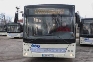 В Запорожье между Осипенковским районом и центром города будут курсировать новые автобусы