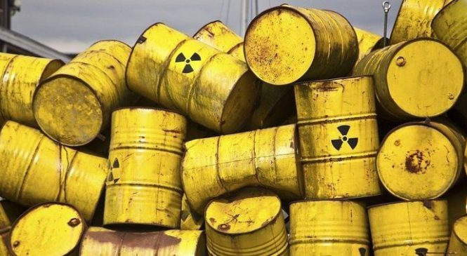 Украина привлекла 250 млн. долларов на строительство хранилища ядерных отходов