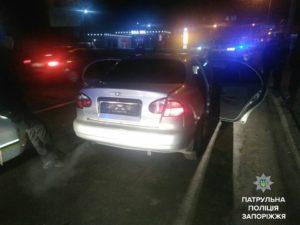 Сегодня ночью в Запорожье подстрелили двух иностранцев, — ФОТО