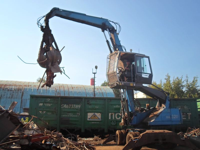 Прием металлолома в Заовражье скупка металла в Лопатинский