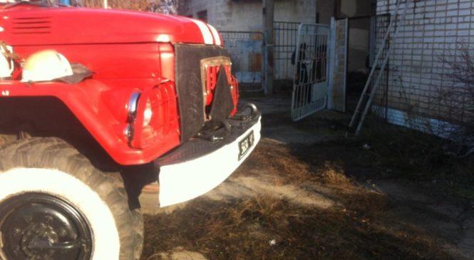Пожар на запорожском предприятии: погибли два человека