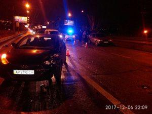 ДТП на дамбе: мужчина которому оторвало ногу, скончался в 5-ой горбольнице