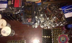 В Запорожье пресекли деятельность подпольной мастерской по производству огнестрельного оружия