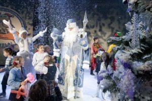 Список новогодних представлений, которые пройдут в Запорожье