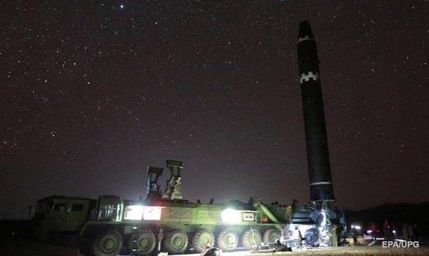 Сеул подтвердил, что баллистические ракеты КНДР могут достичь США