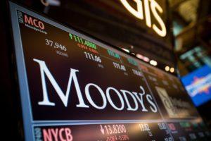 Moody's: ВВП Украины вырастет на 3,5%