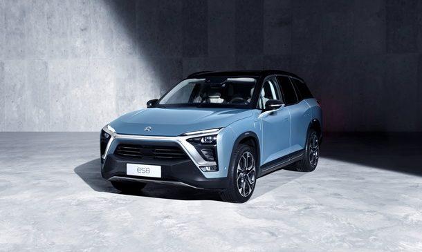 В Китае состоялась презентация конкурента Tesla