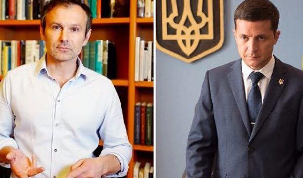 Вакарчук VS Зеленский. Ждет ли Украину политический выбор между двумя артистами?