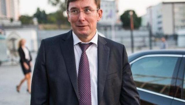 Луценко: «Мы не подозреваем Саакашвили в попытке госпереворота»