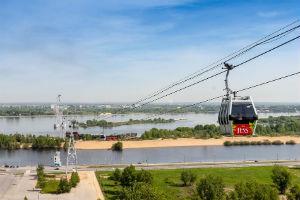 Канатная дорога в Запорожье — выдумка или реальность?