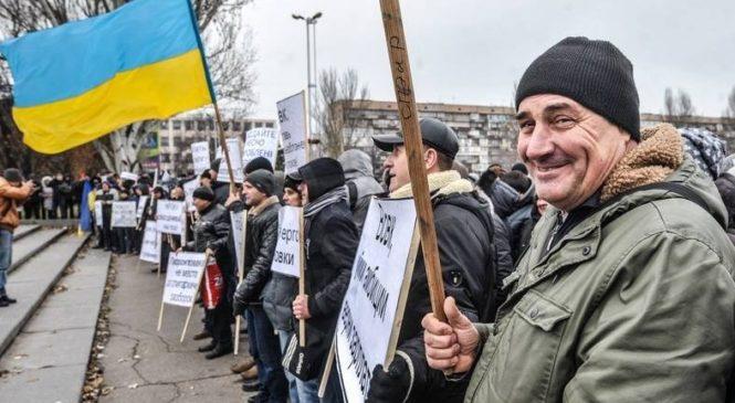 Коллектив «Запорожьеоблэнерго» устроит забастовку