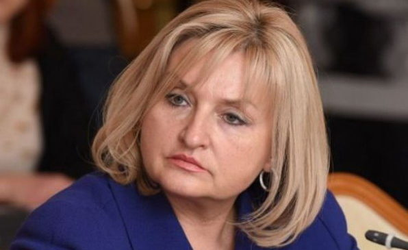 Ирина Луценко: Президент не вмешивается в дело Саакашвили