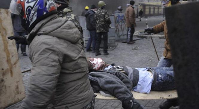 Евромайдан: пострадавшим выплатят три миллиона