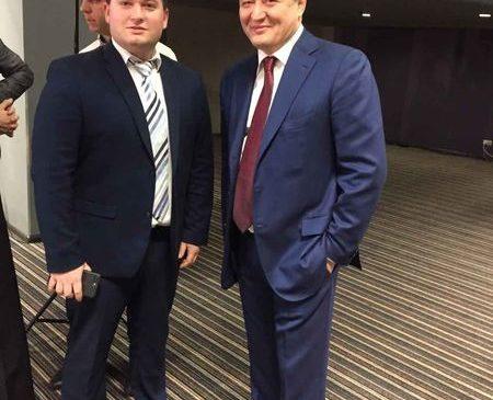 Председатель Запорожской облгосадминистрации  участвует в форуме под председательством Петра Порошенко