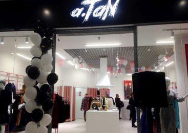 В «City Mall» открылся магазин одежды Андре Тана