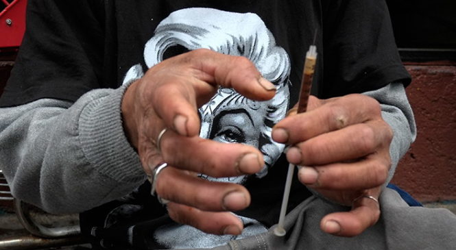 Хмурый закат: Как в США умирают от тяжёлых наркотиков