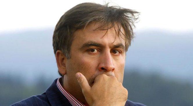 Правоохранители задержали Саакашвили