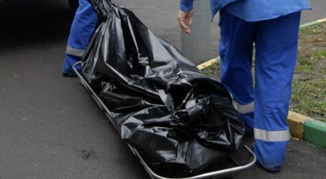 Возле запорожского магазина обнаружили труп