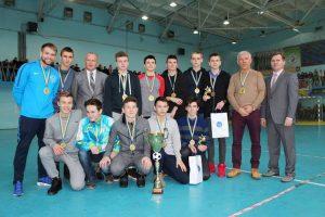 Запорожская команда «Темп-ЗАЭС» стала двукратным обладателем Кубка Украины по футзалу