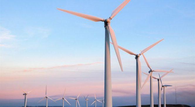 У Запорізькій області введено у експлуатацію потужну вітроелектростанцію