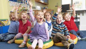 В каких детских садиках Запорожья есть свободные места