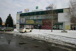В Запорожском аэропорту из-за непогоды отменили рейсы