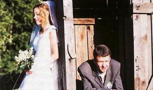 Свадьба в туалете. О таком ли я мечтала?