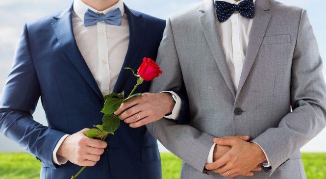 В России признан первый однополый брак