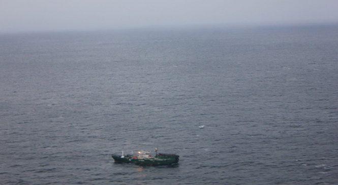 В Восточном море исчезло российское судно «Восток» со всем его экипажам
