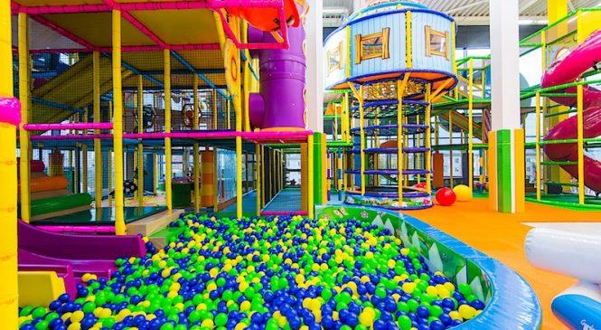 В игровом центре Бердянска двое детей  получили серьезные травмы