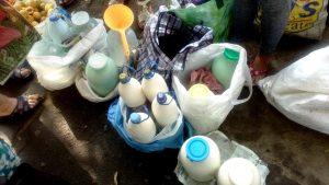 В Коммунаровском районе полиция разыскивала некачественные продукты
