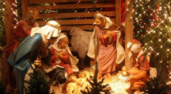 «Актуально» поздравляет с Рождеством Христовым!