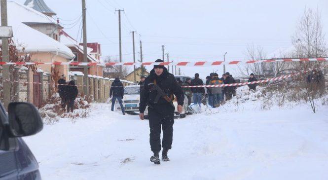 СМИ: Под Киевом шесть банд грабят элитные дома