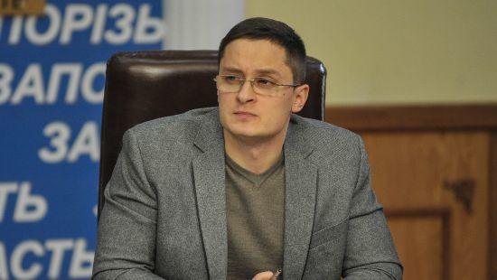 Замглавы Запорожского облсовета Марченко поблагодарил Самардака за заступничество