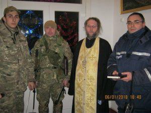 В Запорожской области спасатели и взрывотехники обследовали храмы