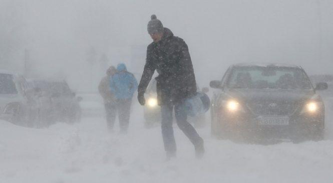 Внимание: В Запорожской области объявлено штормовое предупреждение