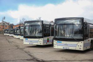 В Запорожье планируют приобрести ещё 150 больших автобусов