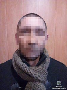 В Запорожской области полицейские разоблачили вора кабеля