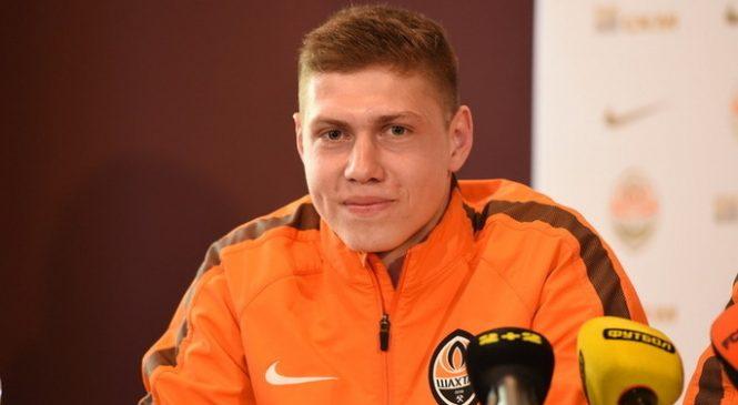 Шахтер вернул Матвиенко из Ворсклы