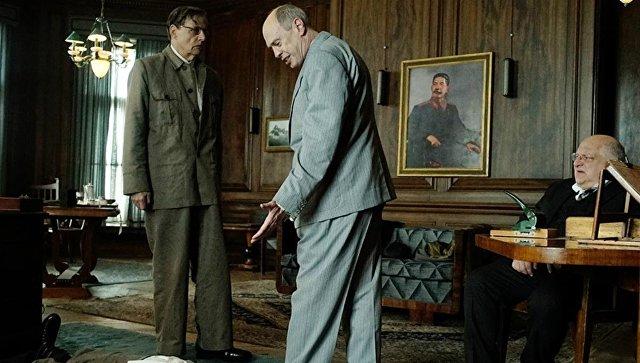 В Запорожье не покажут фильм о Сталине, который запретили на России