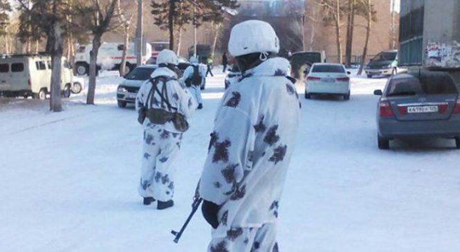В России вооруженный топором девятиклассник ранил четырех человек в школе