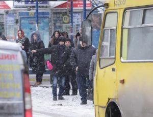 В Киеве подорожал проезд в маршрутках